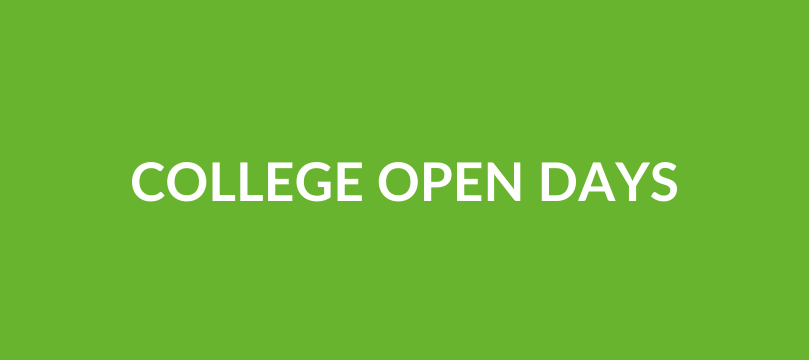 Click here to sign up for our next College Open Day